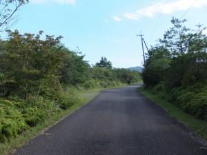 近畿自然歩道(青峯山正福寺〜近鉄 上之郷駅)
