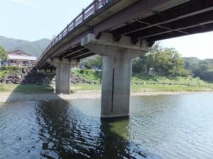 新橋付近(五十鈴川)
