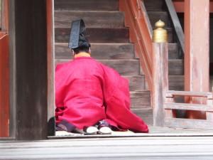 転害会(手向山八幡宮)