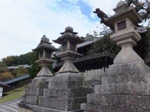 二月堂の常夜燈(東大寺)