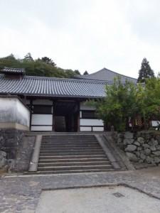 二月堂の石段回廊下付近(東大寺)