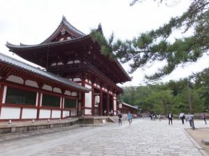 中門付近(東大寺)
