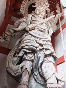 持国天(東大寺)
