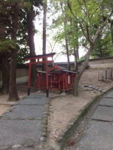 五百立神社(東大寺)