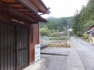 谷口集会所(伊勢本街道)