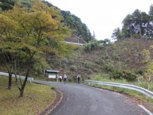正念寺〜首切地蔵(伊勢本街道)