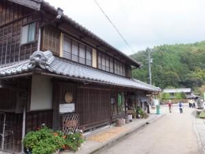 辻増商店(伊勢本街道 多気宿)