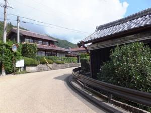 多気宿 町屋(伊勢本街道)