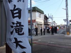 川原祓い 八幡神社(鳥羽市船津町)
