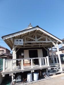 川の駅 河崎(勢田川側)