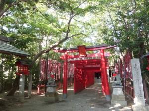 吉家神社(河邊七種神社)