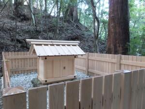 下御井神社(外宮)