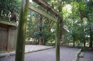 小俣神社と隣の八柱神社