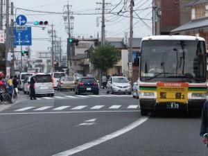 監督車3(外宮前バス停広場付近)