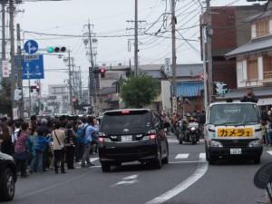 カメラ車2(外宮前バス停広場付近)