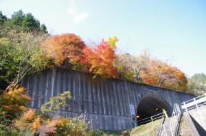 高見トンネル、三重県側の入口(国道166号)