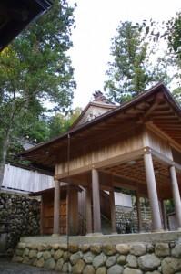 波瀬神社(飯高町波瀬)