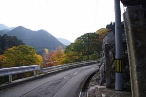 波瀬神社から波瀬本陣跡へ(飯高町波瀬)