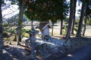 熊野古道(宮川側)にて、專念山 稱名院〜高奈八柱神社