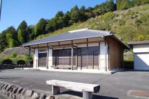 奈良井組作業場(熊野古道)