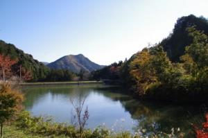 三ツ谷池公園(大台町粟生)