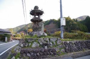 常夜燈(度会町坂井)