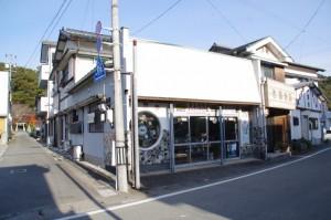 熊野古道から三瀬谷神社への参道