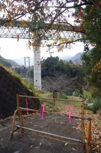 米配場(大台町下三瀬)