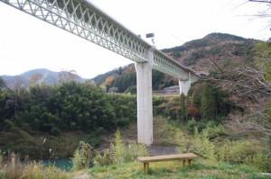 米配場の風景(大台町下三瀬)