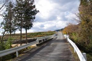 下三瀬跨線橋〜茶臼山