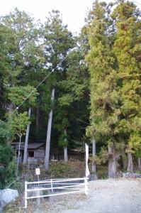 北畠神社(大台町)