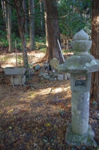 北畠神社、山神ほか(大台町)