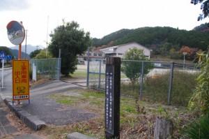 大台中学校付近(北畠神社〜道の駅 奥伊勢おおだい)(大台町)