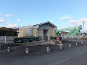栃原駅(JR紀勢本線)