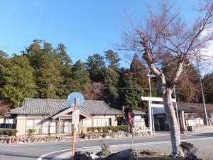 川添神社(多気郡大台町栃原)