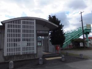 (17) 川添駅(JR紀勢本線)