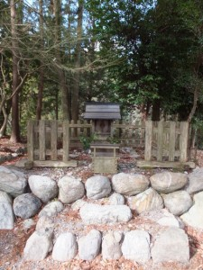 (15) 大神宮山御幣魚取神社
