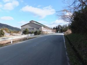 (15) 大神宮山御幣魚取神社〜(14) 慶林寺への途中、(16) 打見八柱神社からの丁字路