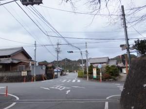 (08) 野原神社付近の交差点