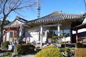 神照山 圓満寺(玉城町勝田)