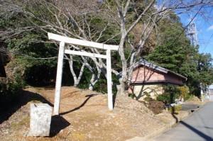 八柱神社(玉城町勝田)