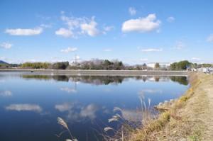 勝田の大池